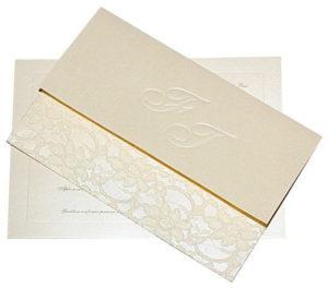 tipo de papel para impressão de convite - majorca