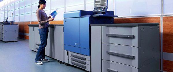 trabalhar com impressão digital