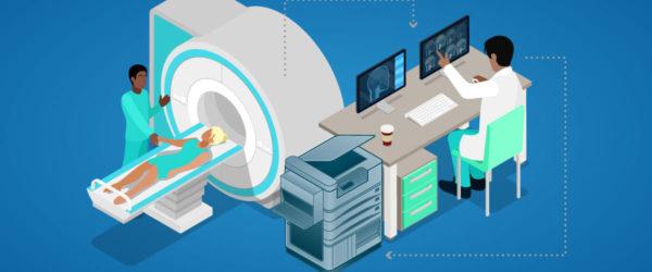 outsourcing de impressão para clínicas e hospitais