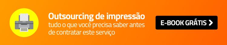Ebook - Outsourcing de impressão