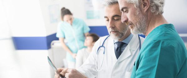 impressão de exames médicos em papel