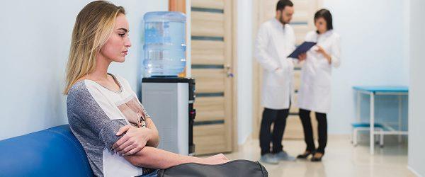 reduzir o tempo de espera dos pacientes