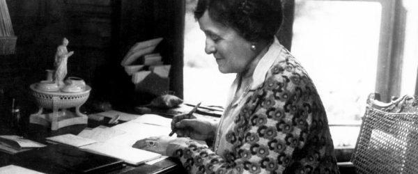 mulher Edith Wharton